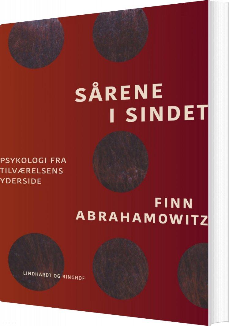 Sårene I Sindet - Finn Abrahamowitz - Bog