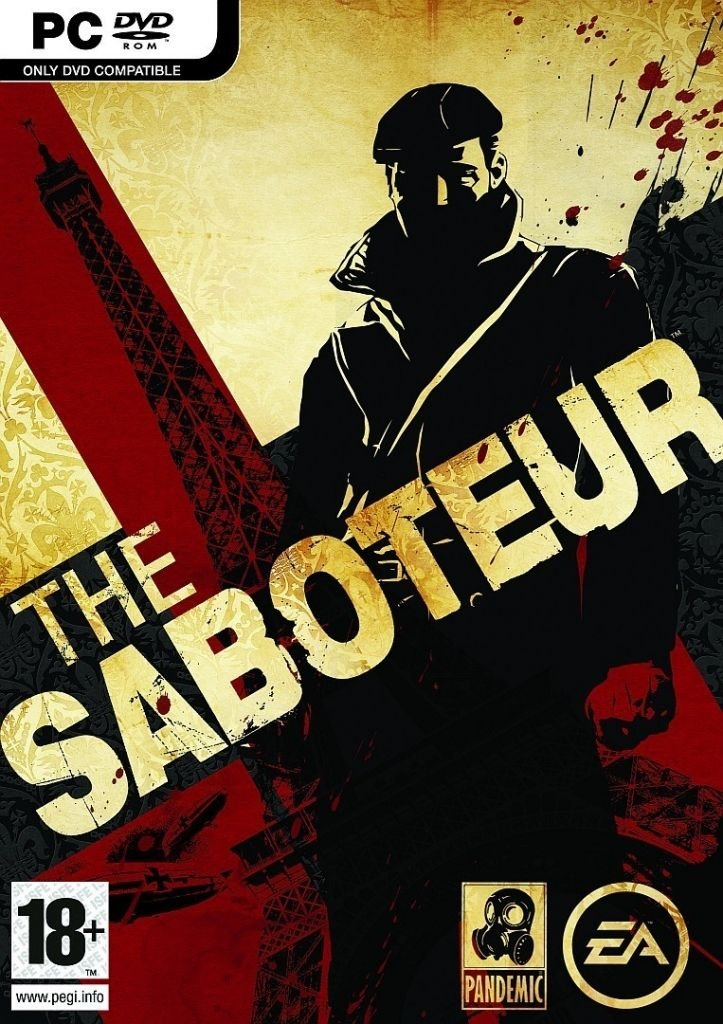 Image of   Saboteur - PC