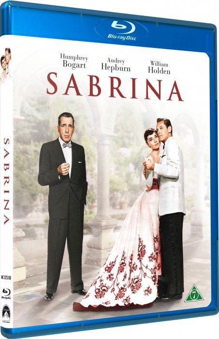 Sabrina - Blu-Ray