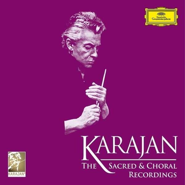 Image of   Herbert Von Karajan - Sacred & Choral Recordings - CD