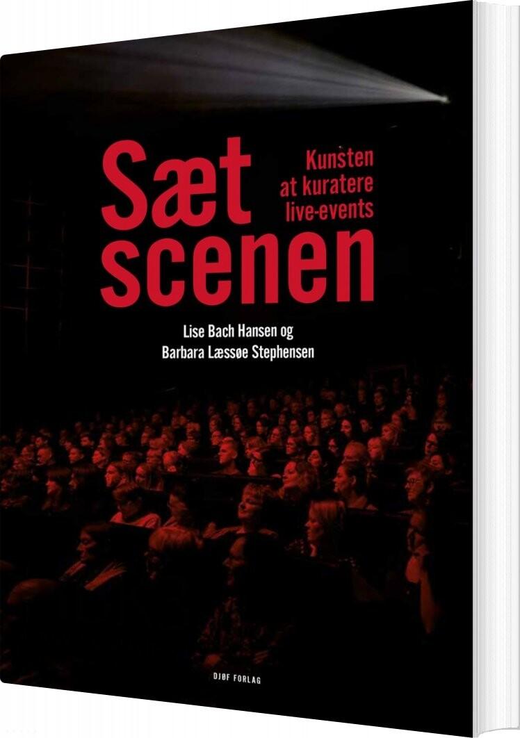 Sæt Scenen - Barbara Læssøe Stephensen - Bog