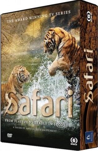 Billede af Safari - DVD - Film