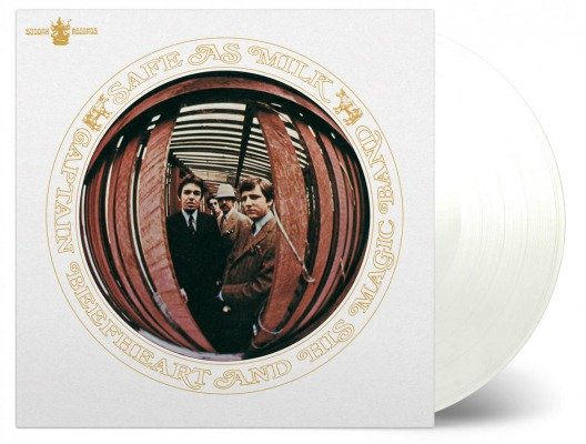 Image of   Captain Beefheart - Safe As Milk - Colored - Vinyl / LP