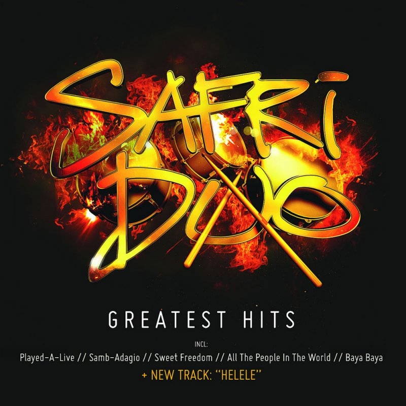 Image of   Safri Duo - Greatest Hits - CD