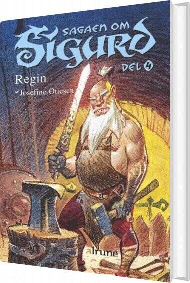 Sagaen Om Sigurd - Del 4 - Josefine Ottesen - Bog