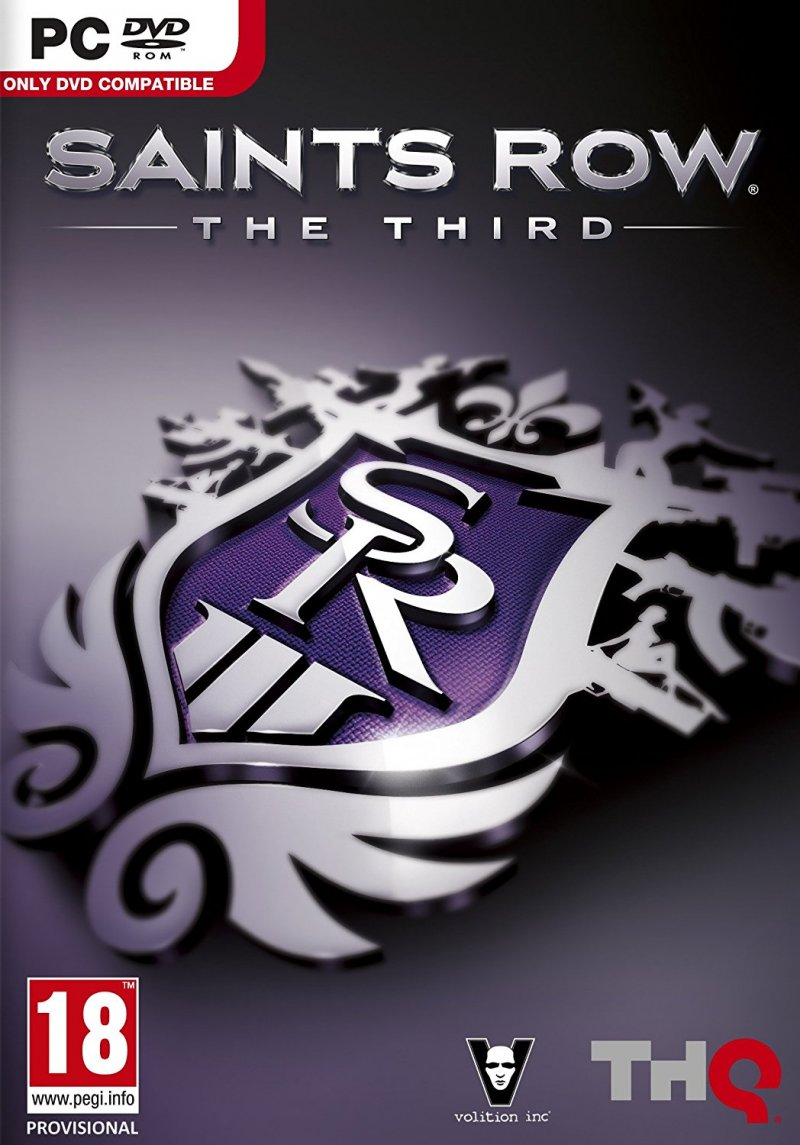 Image of   Saints Row: The Third - Limited Edition - Dk - PC