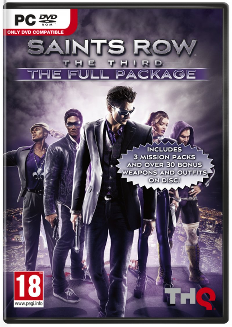 Image of   Saints Row The Third: The Full Package - PC