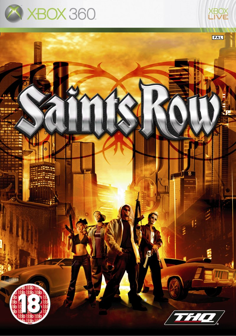 Image of   Saints Row - Xbox 360