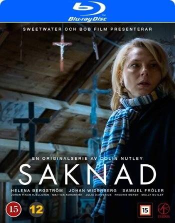 Saknad - Miniserie - Blu-Ray - Tv-serie
