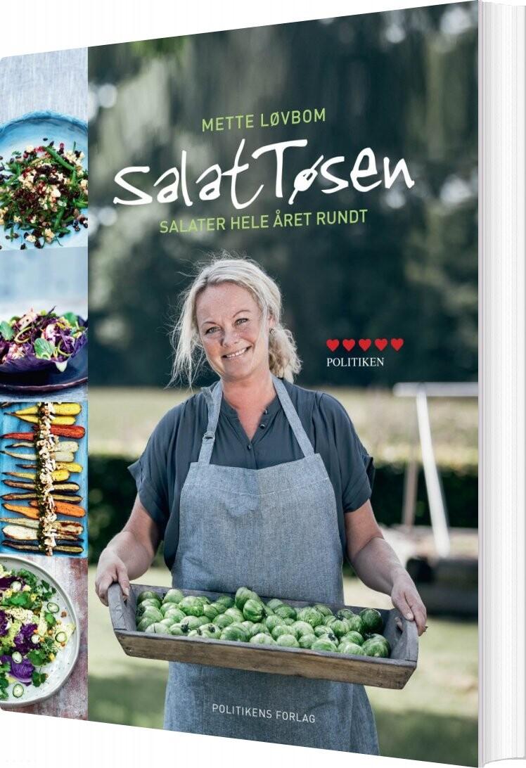 Salattøsen - Mette Løvbom - Bog