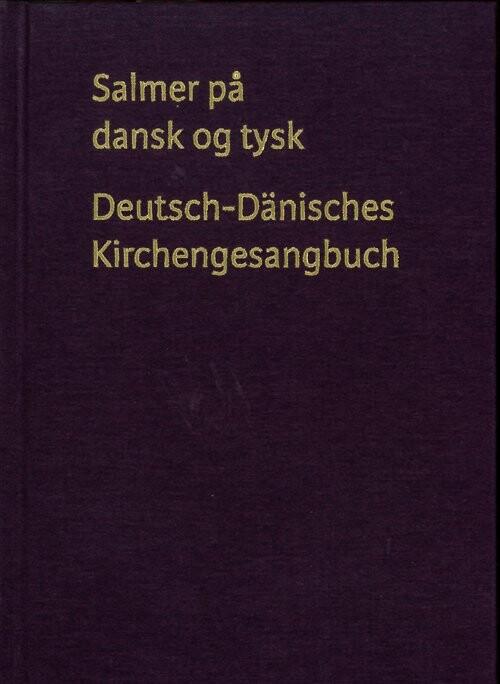 Image of   Salmer På Dansk Og Tysk - Diverse - Bog