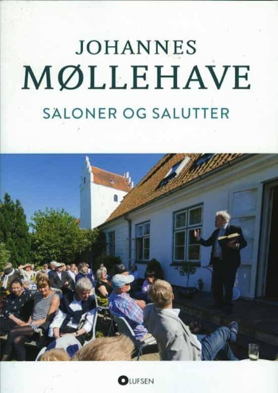 Image of   Saloner Og Salutter - Johannes Møllehave - Bog
