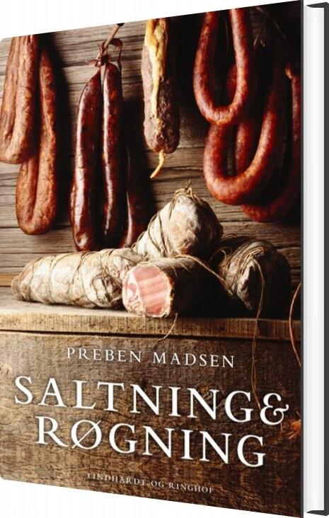 Saltning Og Røgning - Revideret Udgave - Preben Madsen - Bog