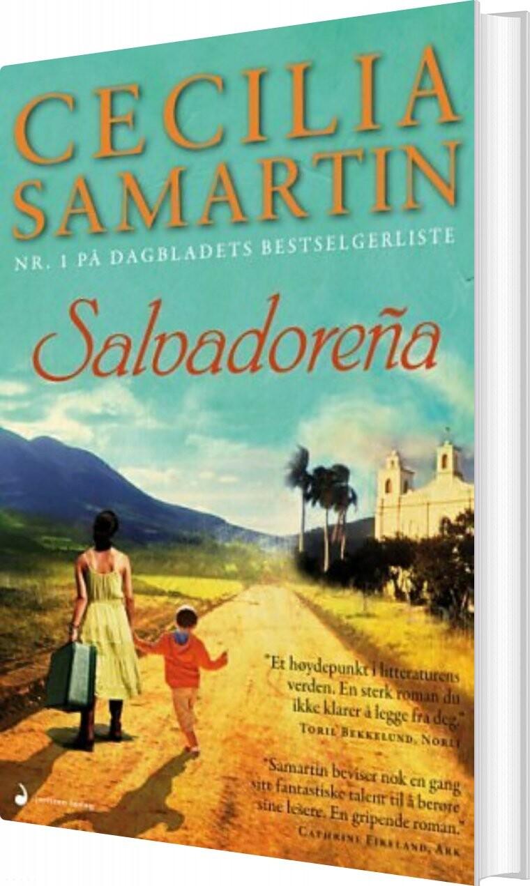 Salvadorena - Cecilia Samartin - Bog