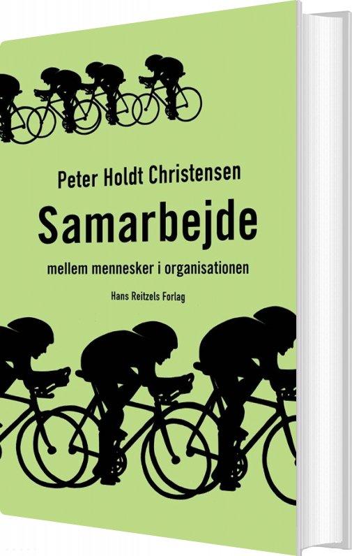 Samarbejde - Peter Holdt Christensen - Bog