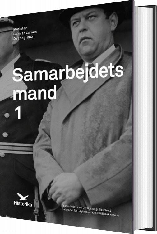 Samarbejdets Mand - Joachim Lund - Bog