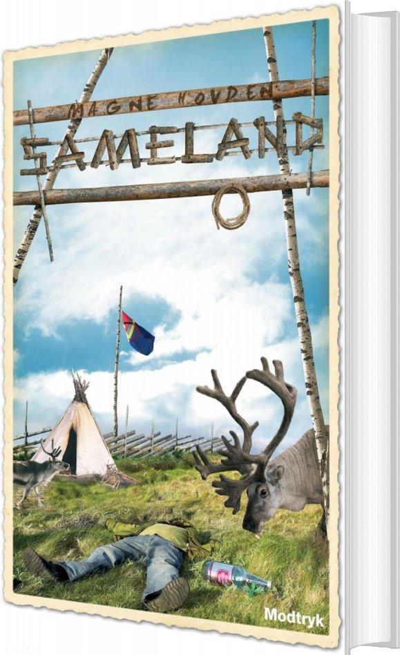 Sameland - Magne Hovden - Bog