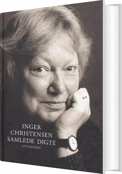 Samlede Digte - Inger Christensen - Bog