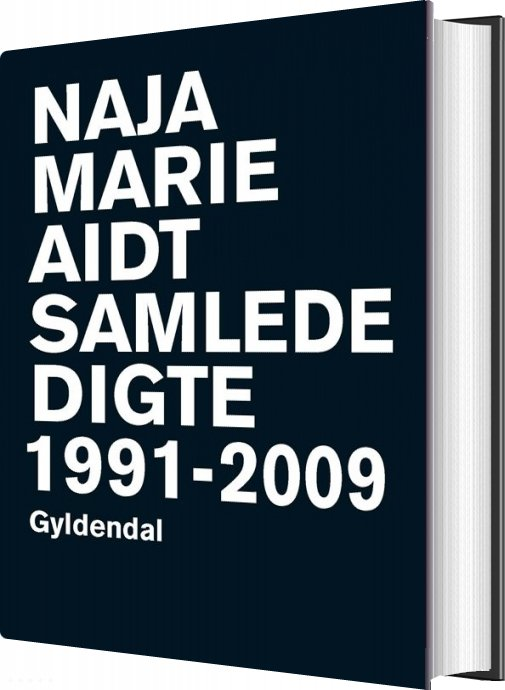 Image of   Samlede Digte - Naja Marie Aidt - Bog