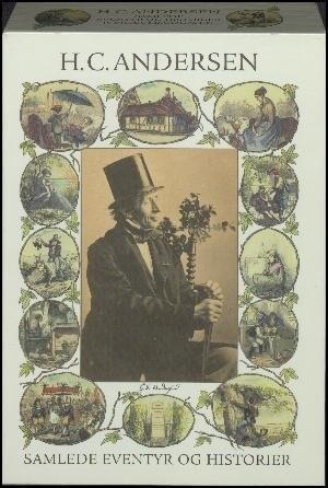 Image of   Samlede Eventyr Og Historier - Rød - H.c. Andersen - Bog