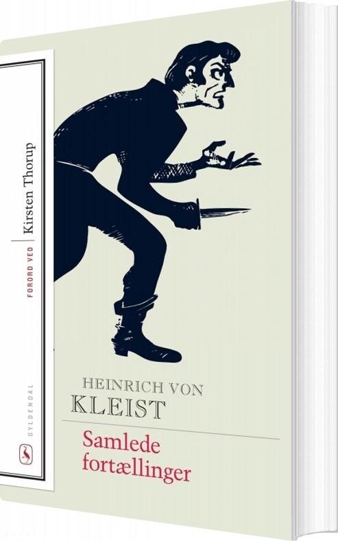 Image of   Samlede Fortællinger - Heinrich Von Kleist - Bog