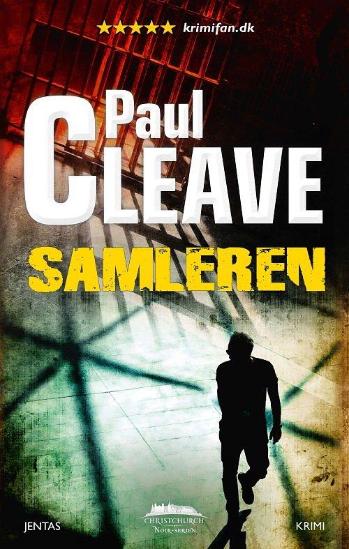 Samleren - Mp3 - Paul Cleave - Cd Lydbog