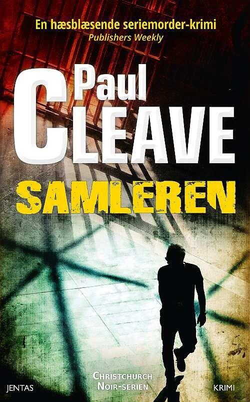 Samleren - Paul Cleave - Bog