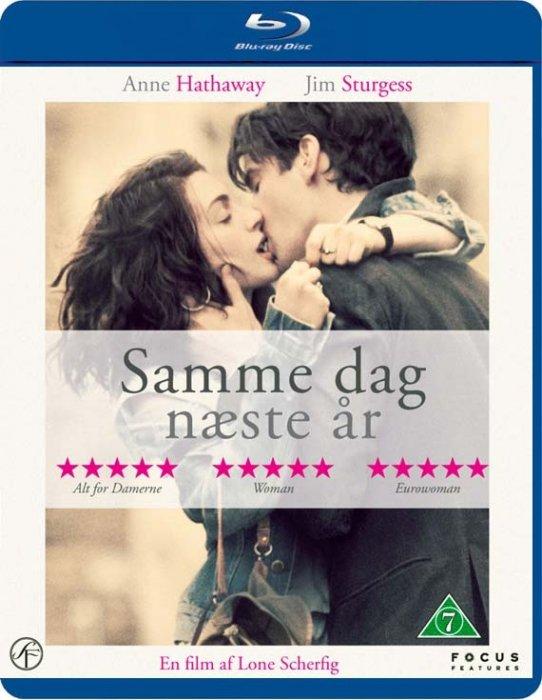 One Day / Samme Dag Næste år - Blu-Ray