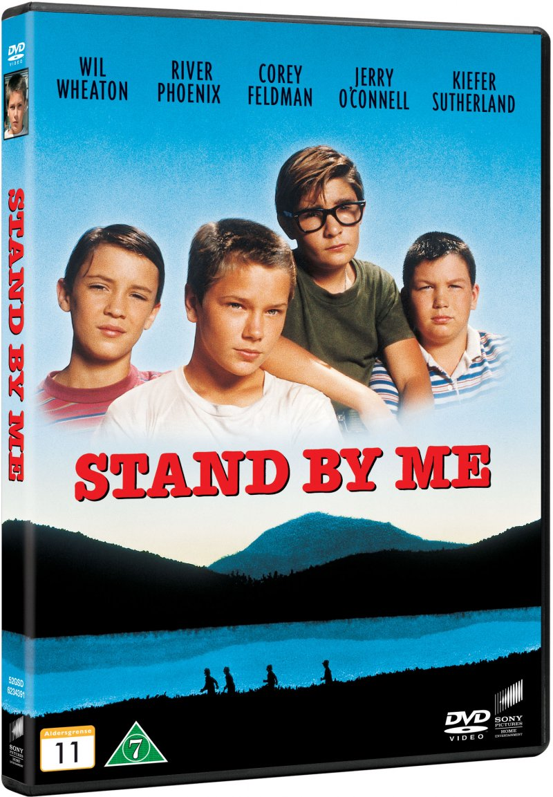 Image of   Sammenhold / Stand By Me - Film - DVD - Film