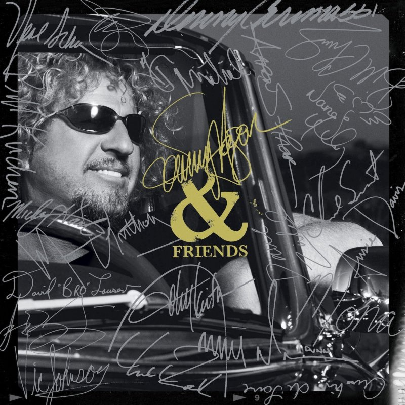 Image of   Sammy Hagar - Sammy Hagar And Friends - CD