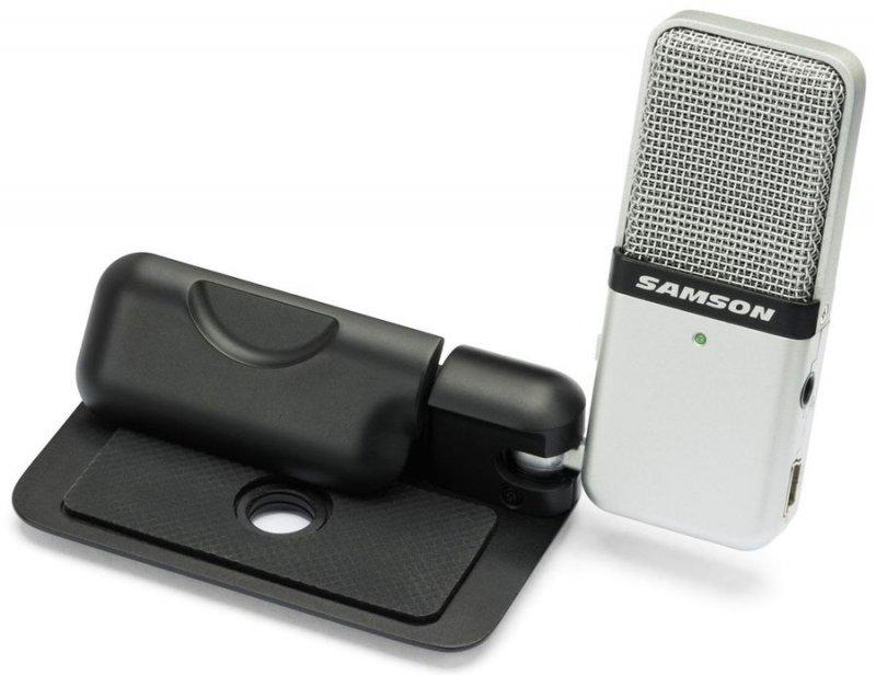 Image of   Samson Go Mic Usb Multimedia Kondensator Mikrofon