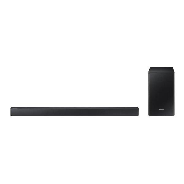 Billede af Samsung - 2.1 Dolby Atmos Soundbar Med Bluetooth Og Wifi - Hwq70r - 330w - Sort