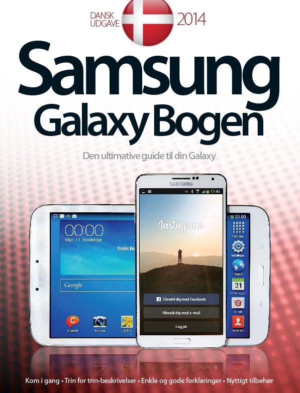 Image of   Samsung Galaxy Bogen 2014 - Line Therkelsen - Bog