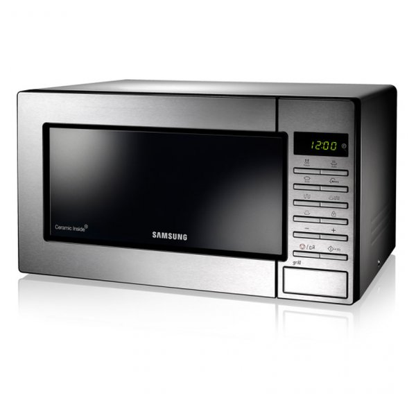 Image of   Samsung - Mikroovn Med Grill - Ge87m-x - 23l - 800w - Stål