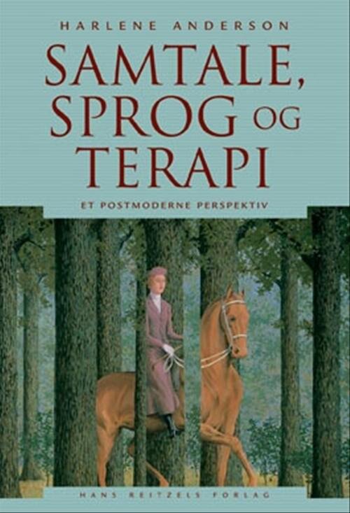 Image of   Samtale, Sprog Og Terapi - Harlene Anderson - Bog