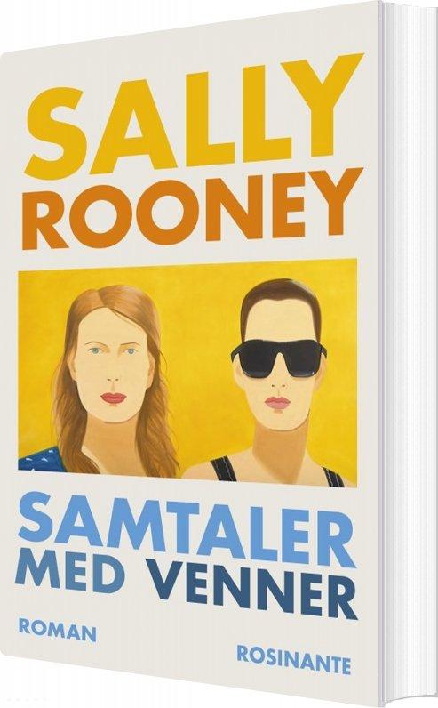 Samtaler Med Venner - Sally Rooney - Bog