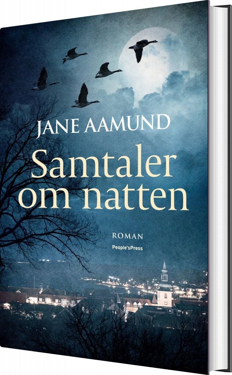 Image of   Samtaler Om Natten - Jane Aamund - Bog