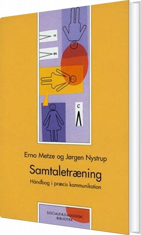 Image of   Samtaletræning - Jørgen Nystrup - Bog