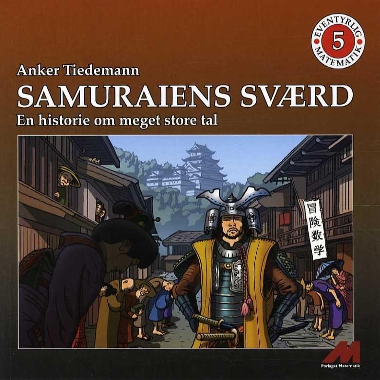 Image of   Samuraiens Sværd - Anker Tiedemann - Bog