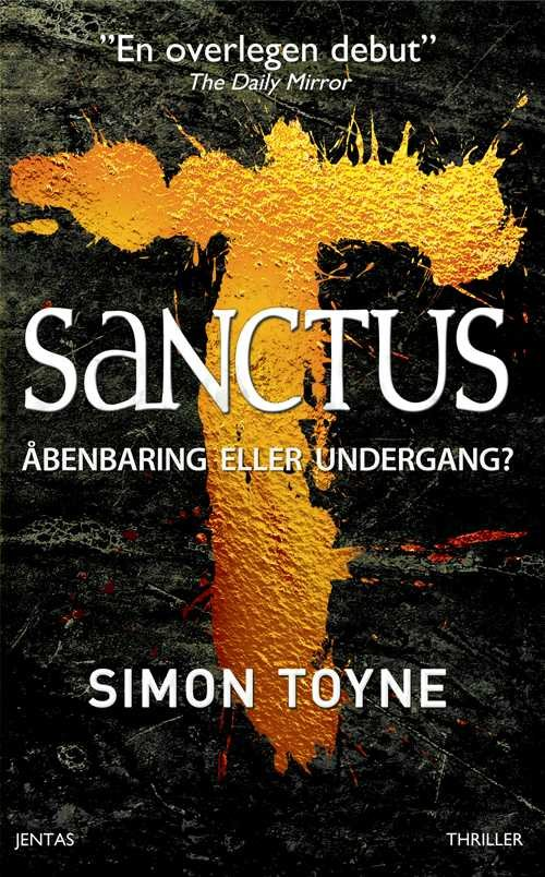 Image of   Sanctus Mp3 - Simon Toyne - Cd Lydbog