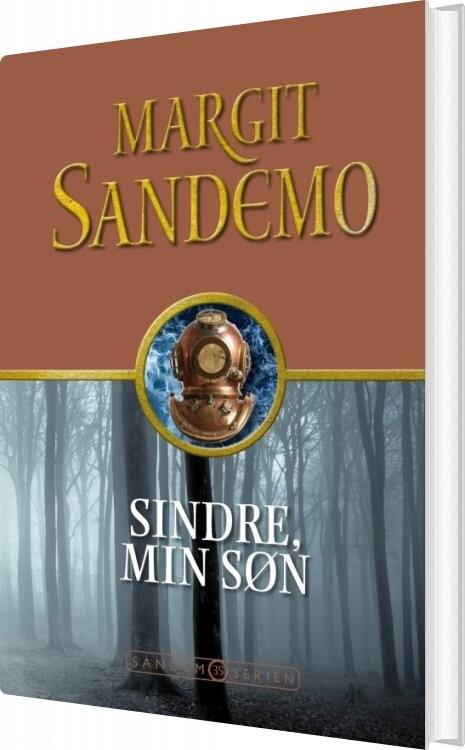 Sandemoserien 35 - Sindre Min Søn - Margit Sandemo - Bog