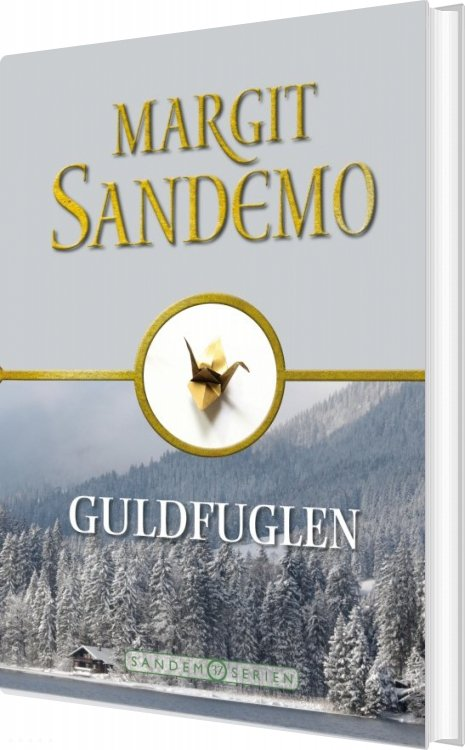 Guldfuglen - Sandemoserien 37 - Margit Sandemo - Bog