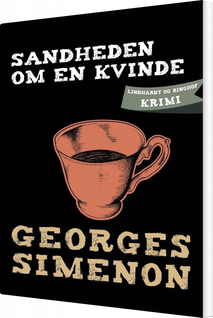 Billede af Sandheden Om En Kvinde - Georges Simenon - Bog