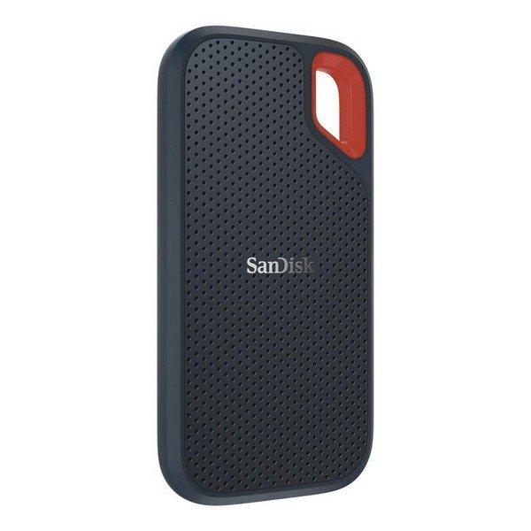Image of   Sandisk Extreme Portable Ssd - Ekstern Usb Solid State Drive - 1tb - Grå