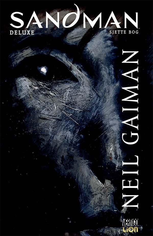 Billede af Sandman Deluxe 6 - Neil Gaiman - Tegneserie