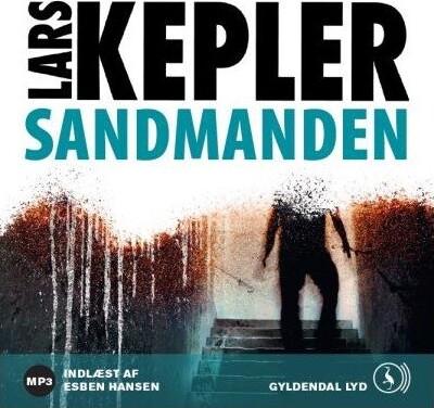 Image of   Sandmanden - Lars Kepler - Cd Lydbog