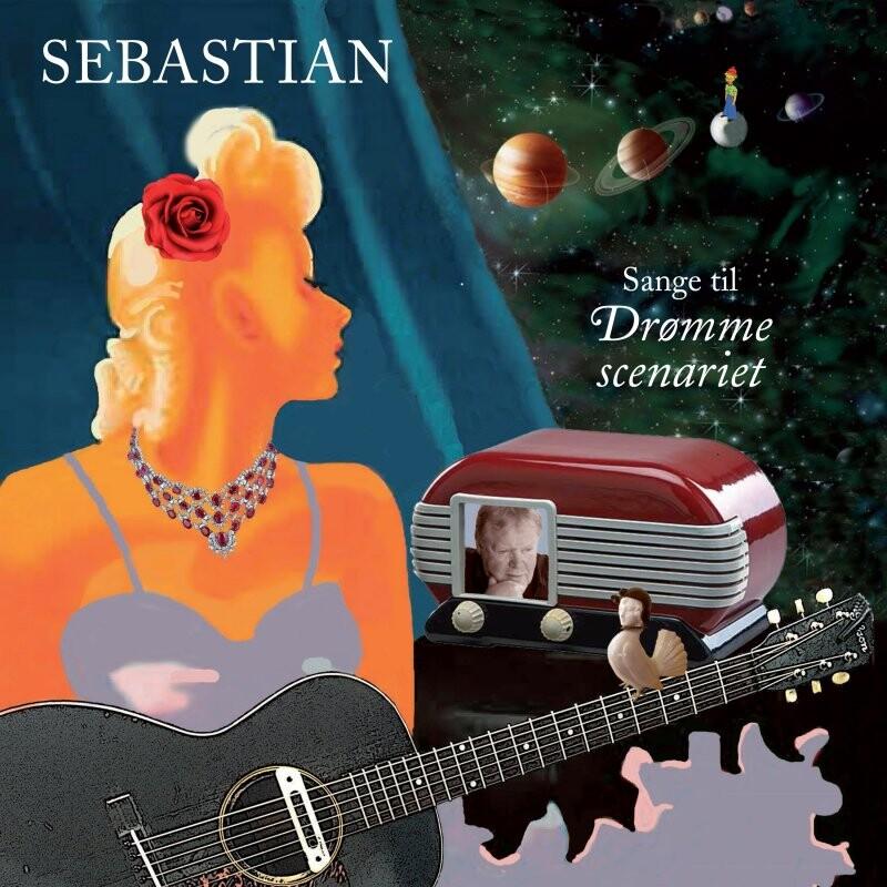 Image of   Sebastian - Sange Til Drømmescenariet - Vinyl / LP