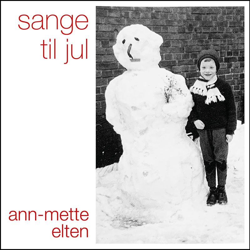 Image of   Ann-mette Elten - Sange Til Jul - CD