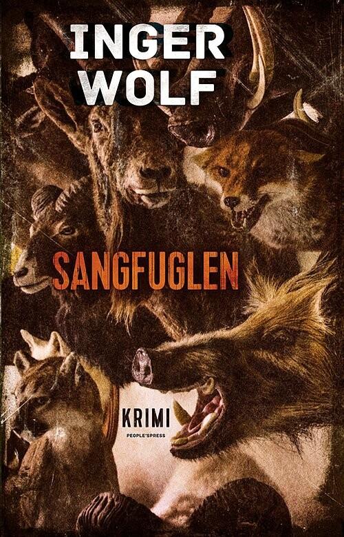Sangfuglen - Inger Wolf - Bog