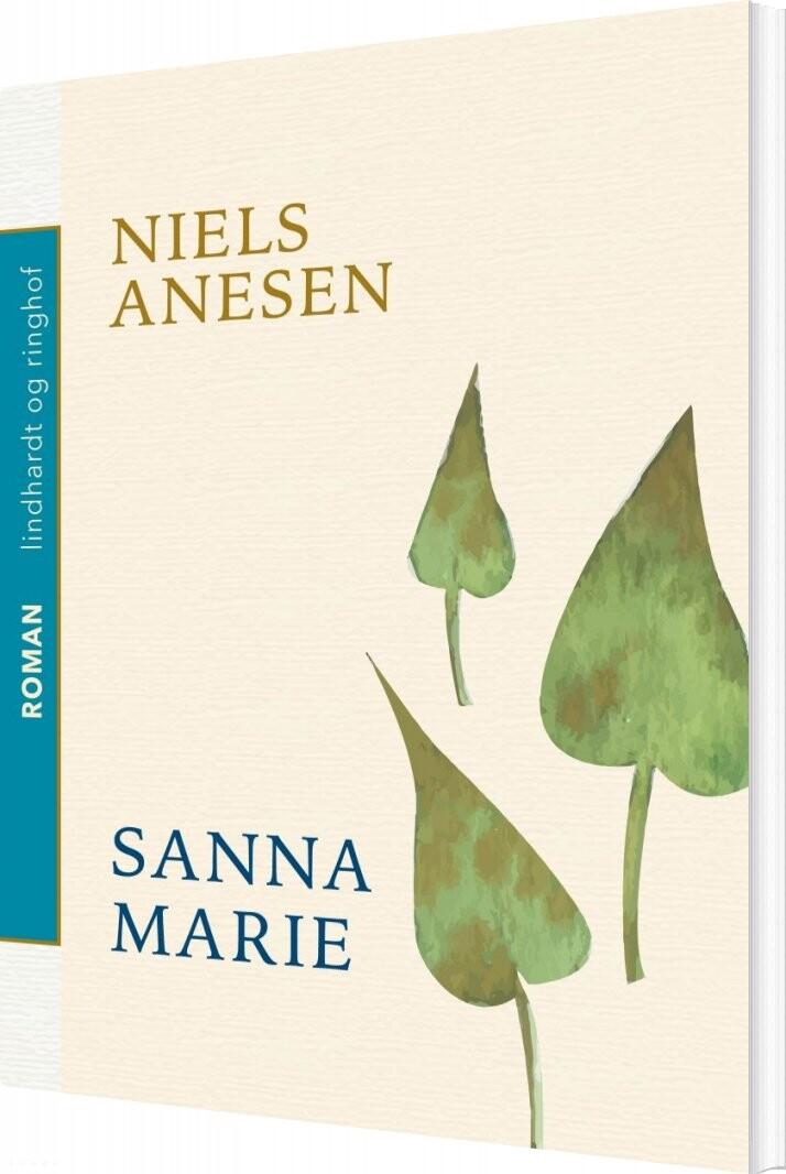 Sanna Marie - Niels Anesen - Bog